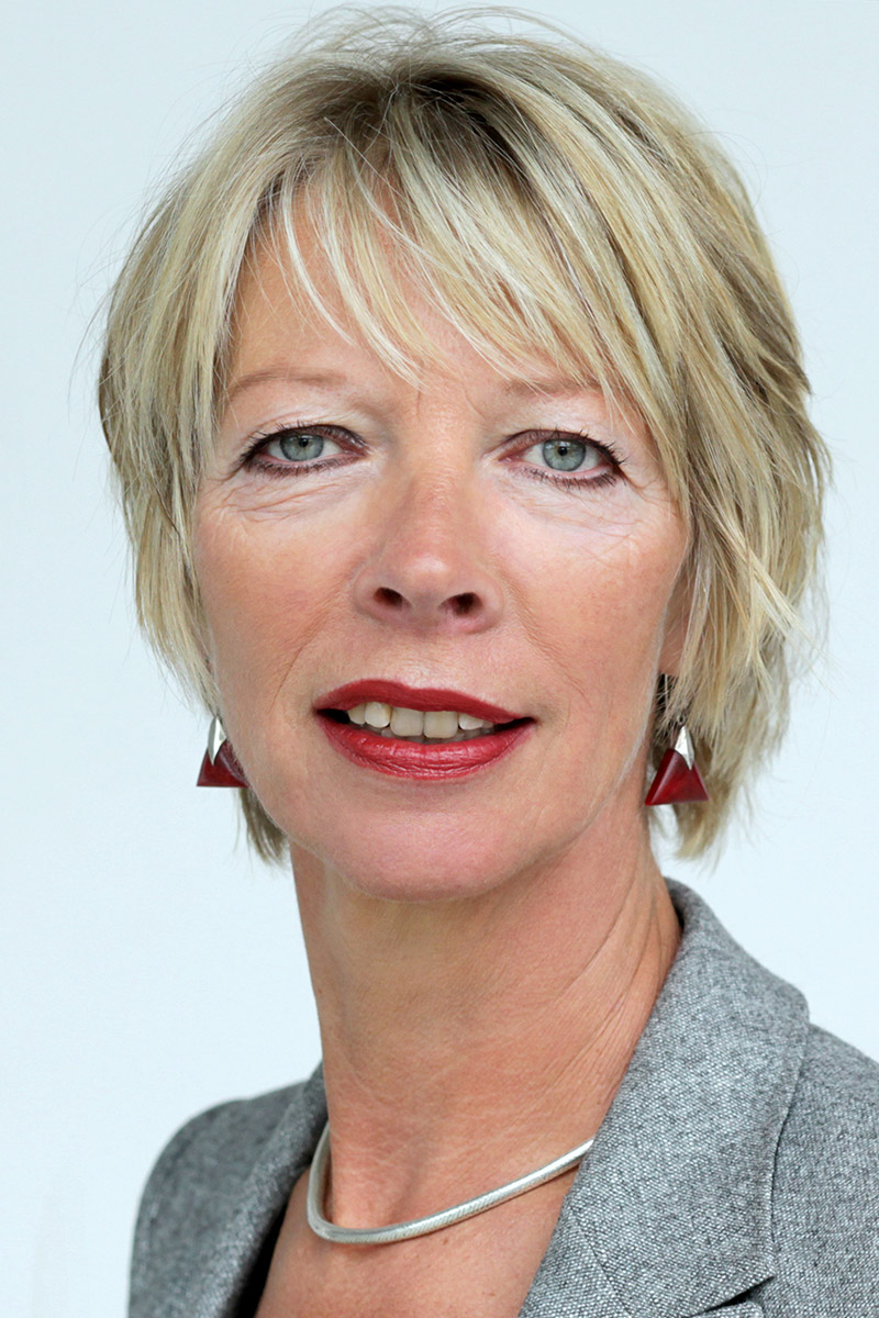Portrait Ulrike Ackermann