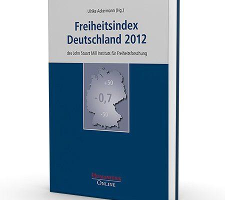 Freiheitsindex Deutschland 2012