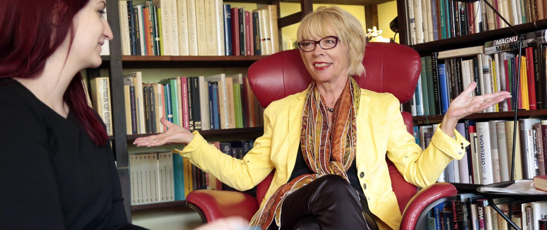 Dr. Prof. Ulrike Ackermann