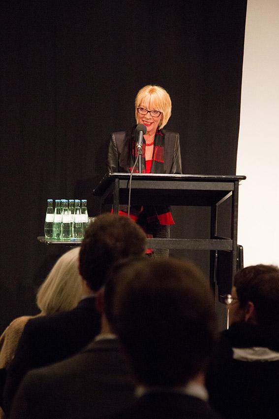 Ulrike Ackermann, Festliche Abendveranstaltung zum Abschluss der Werkausgabe
