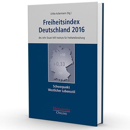 Freiheitsindex Deutschland 2016