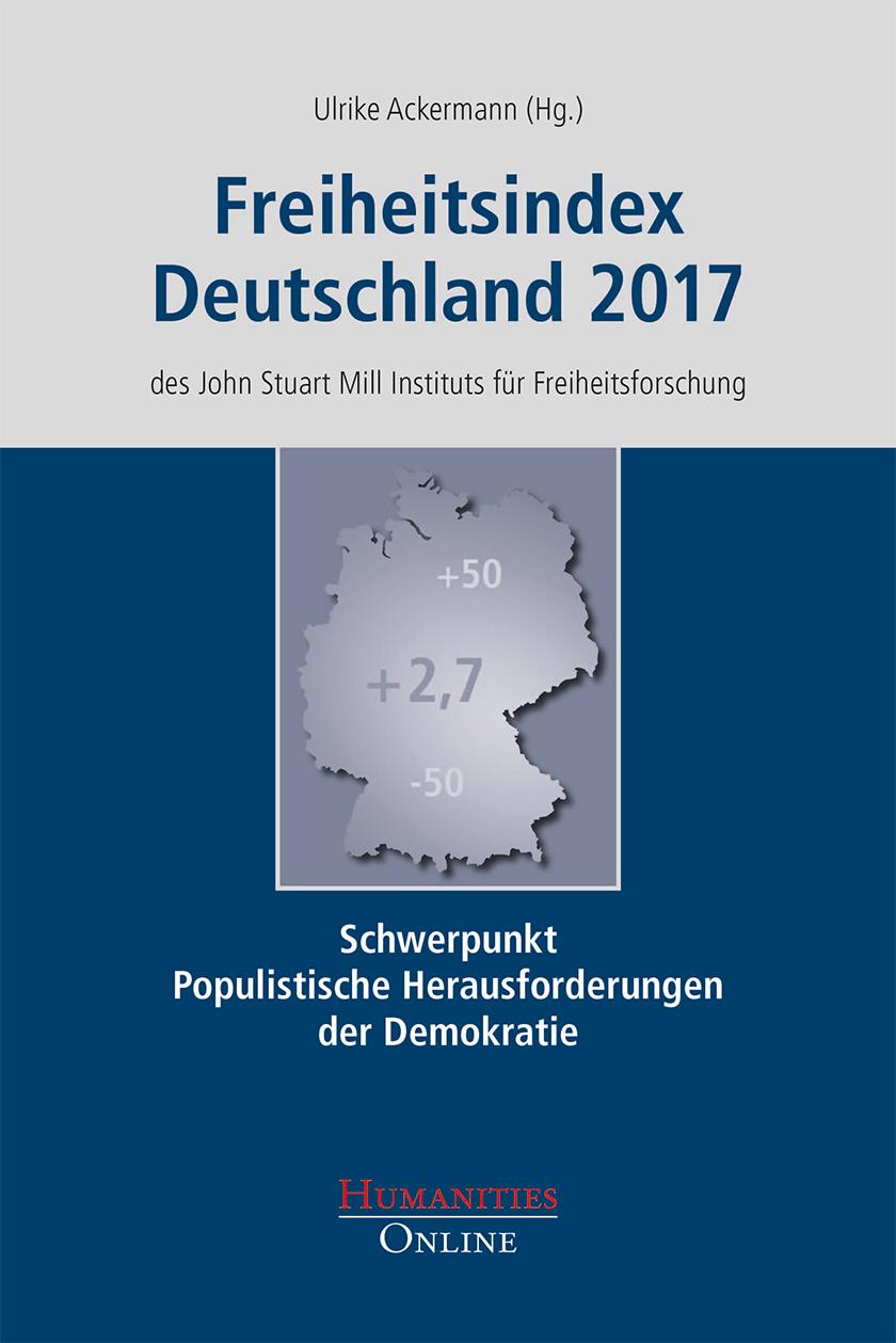 Cover Freiheitsindex 2017