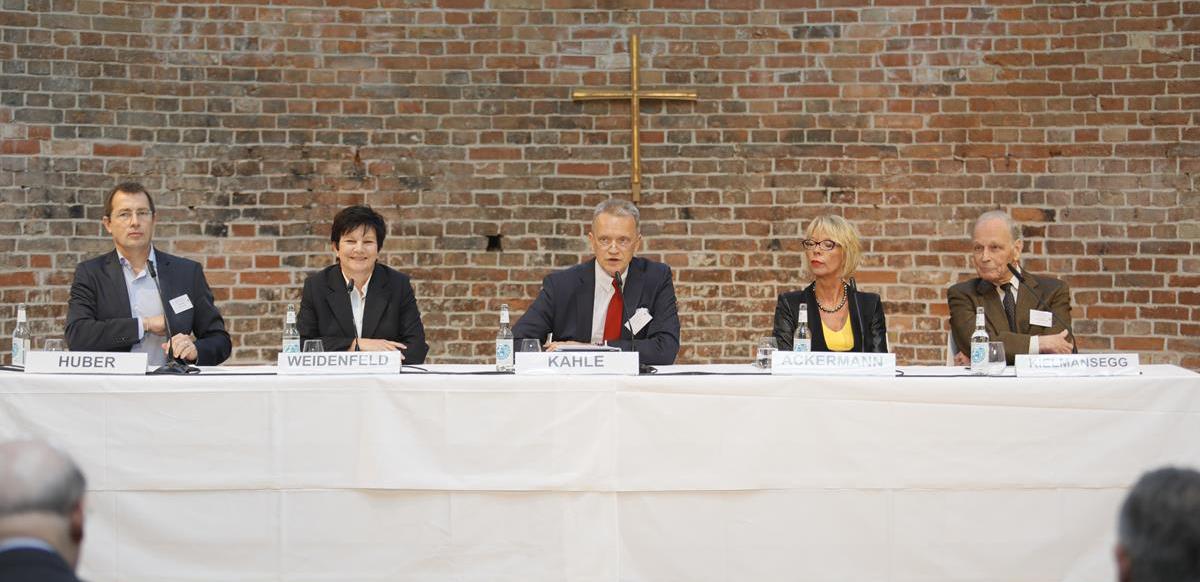 Gedenksymposium Hanns Schleyer-Stiftung, Prof. Dr.Ulrike Ackermann