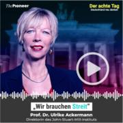Wir brauchen Streit - Podcast